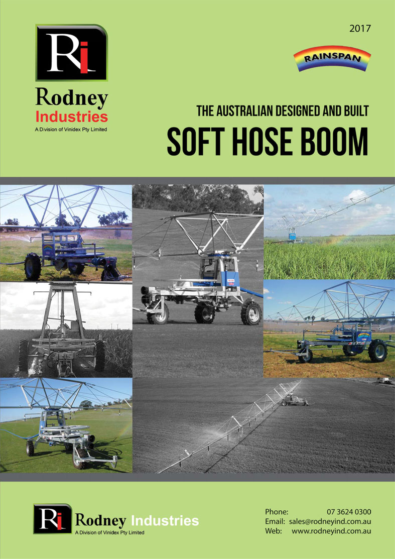 rodney industries irrigator brochures